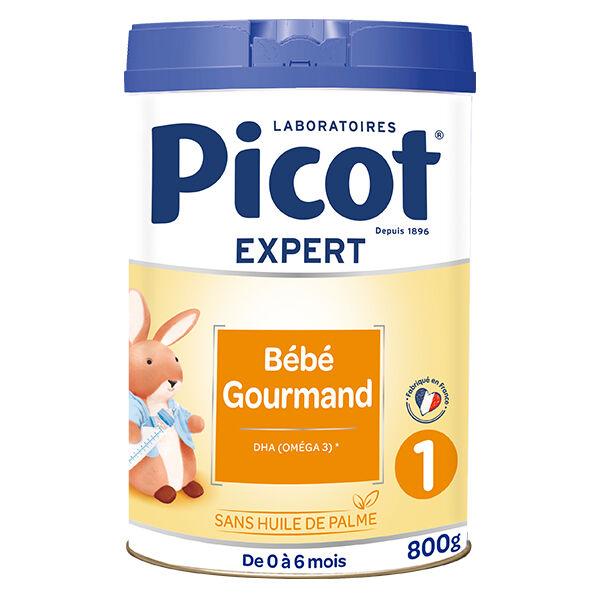 Picot Expert Bébé Gourmand 1er Age 800g