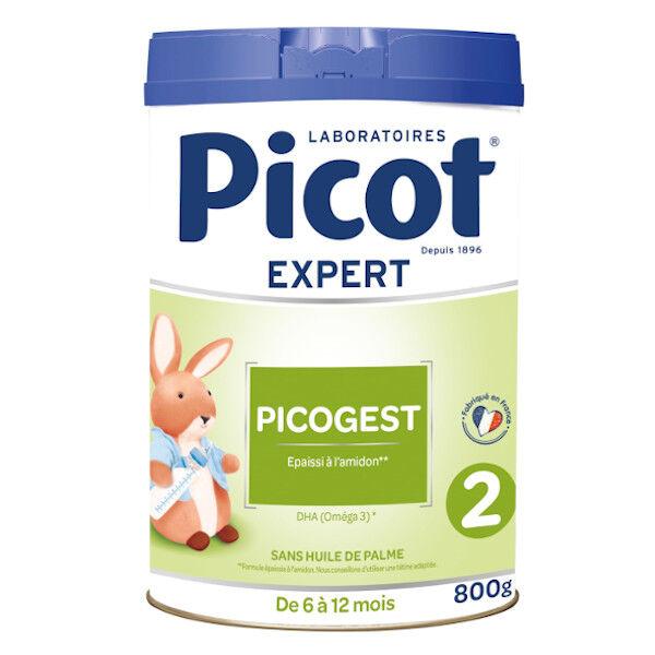 Picot Expert Picogest 2ème Age 800g