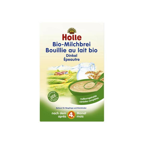 Holle Bouillie au Lait Epeautre Bio +4m 250g