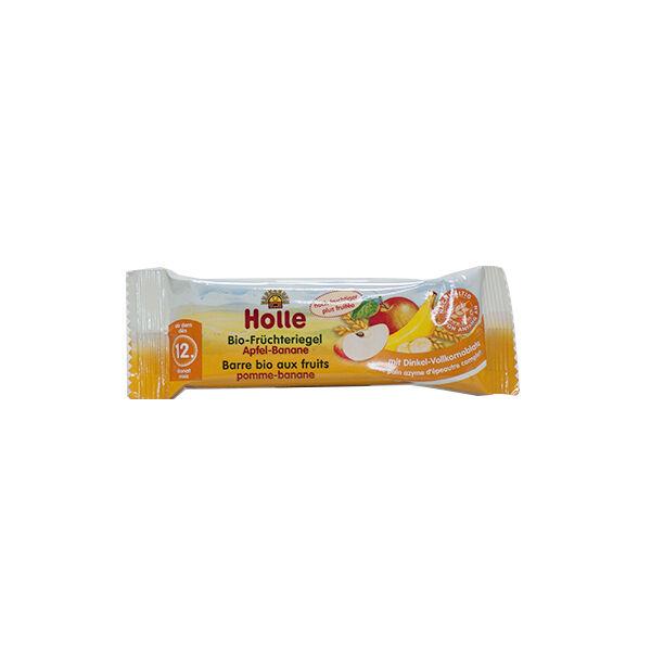 Holle Barre Pomme Banane Bio +12m 25g