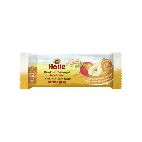 Holle Barre Pomme Poire Bio +12m 25g