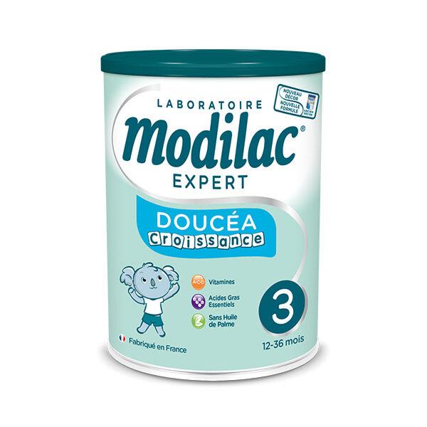 Modilac Doucéa Croissance Lait 3ème âge 800g