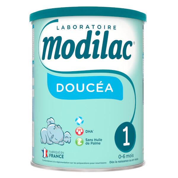 Modilac Doucéa Lait 1er âge 800g