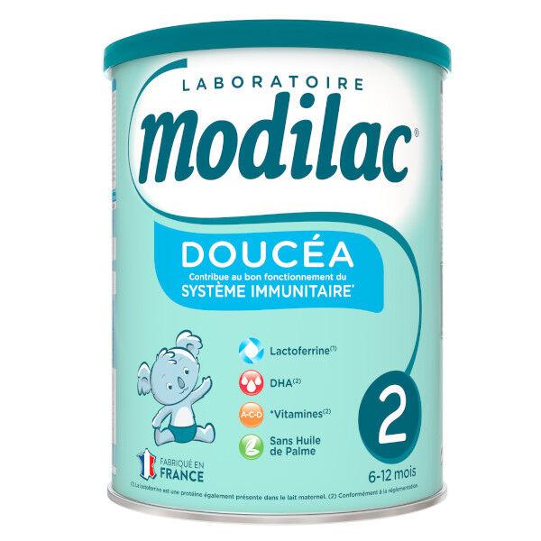 Modilac Doucéa Lait 2ème Age 800g