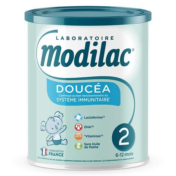 Modilac Expert Doucéa Lait 2ème Age 800g