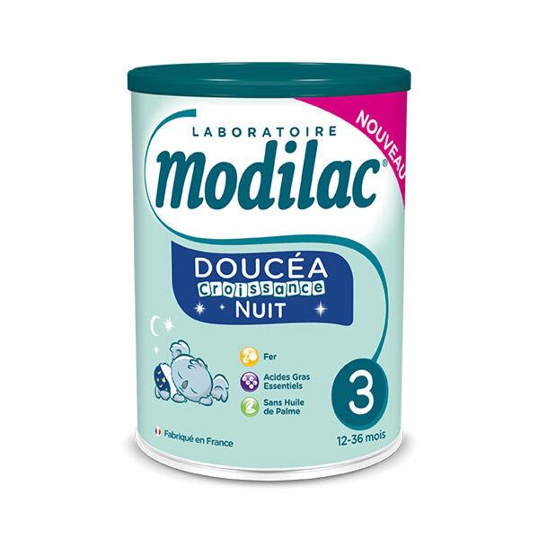 Modilac Expert Doucéa Croissance Nuit Lait 3ème âge 800g