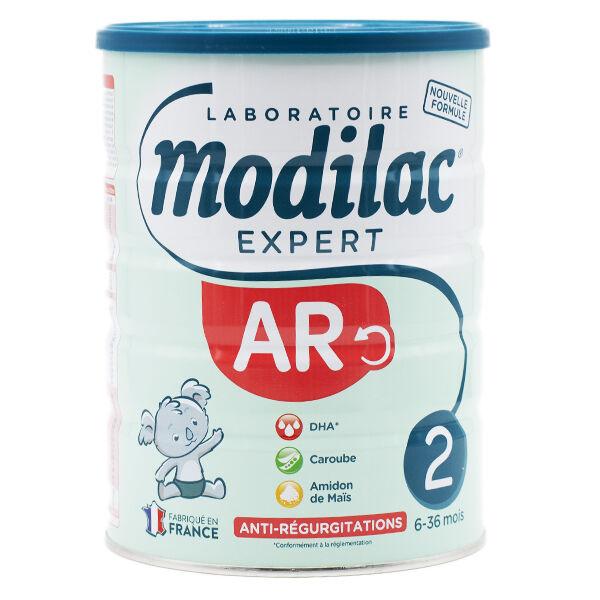 Modilac Expert AR Anti-Régurgitations Lait 2ème Age 800g