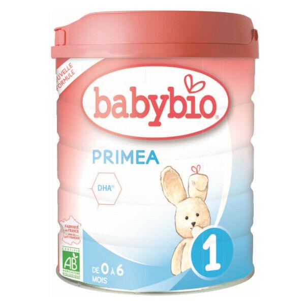 Babybio Primea 1er âge 0-6 mois 900g