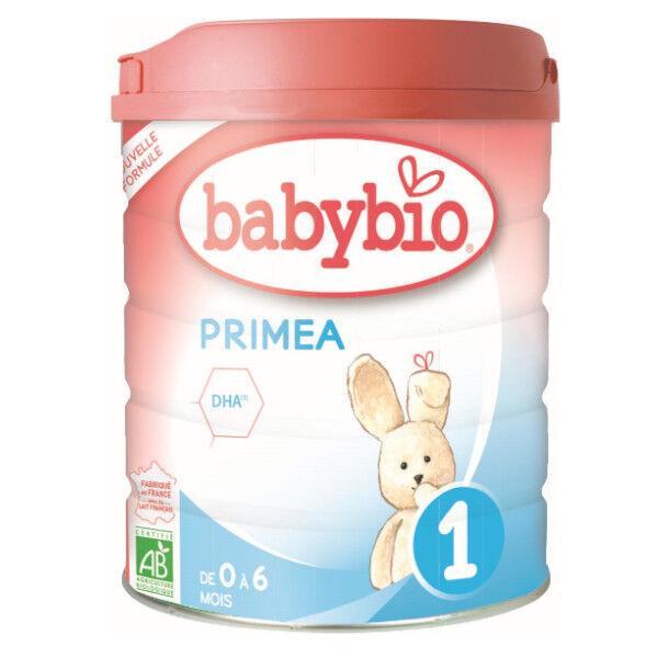 Babybio Primea 1er Age 0-6 mois 800g