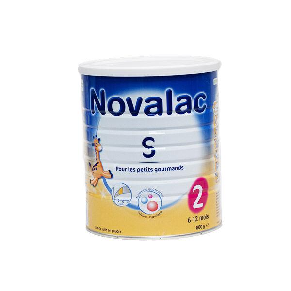 Novalac Lait S 2ème Âge 800g
