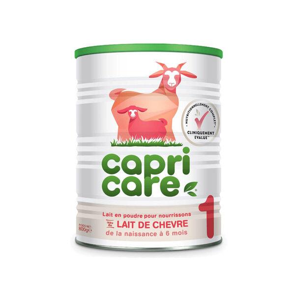 CapriCare Lait de Chèvre 1er âge 800g