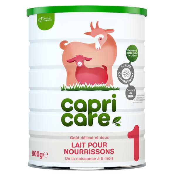 BioGaia CapriCare Lait de Chèvre 1er Âge 800g