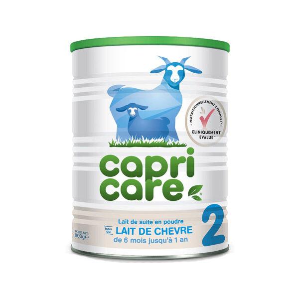 CapriCare Lait de Chèvre 2ème âge 800g