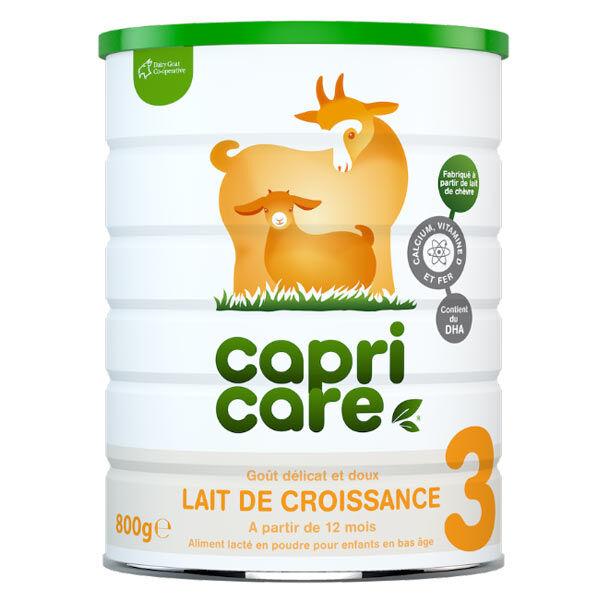 BioGaia CapriCare Lait de Chèvre 3ème Âge 800g