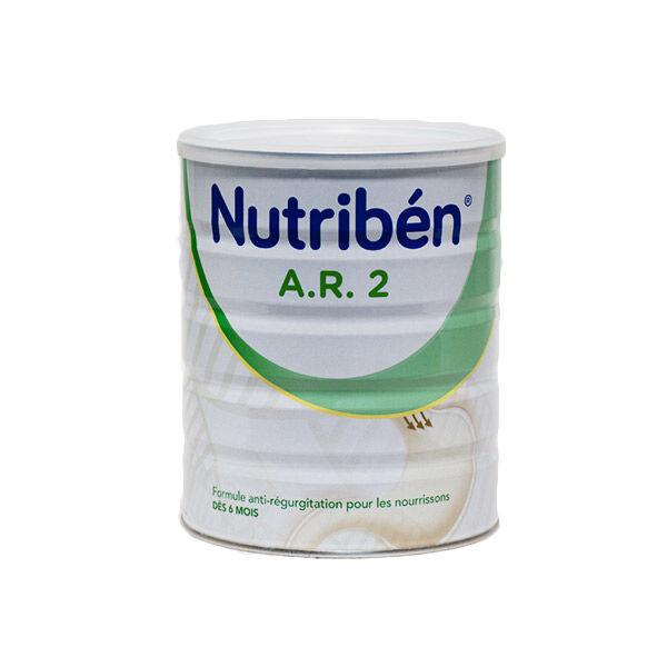 Nutriben Nutribén Lait A.R 2ème Age 800g