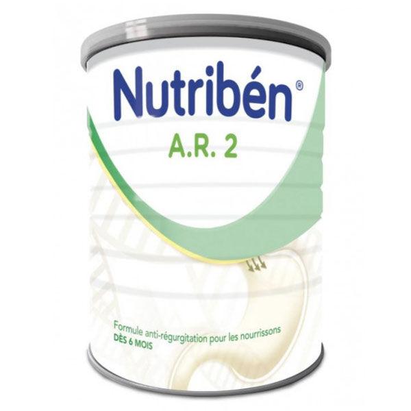 Nutriben Nutribén A.R Lait 2ème Age 800g