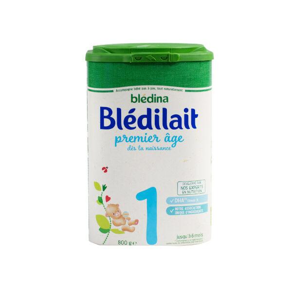 Blédina Blédilait Lait 1er Âge 800g