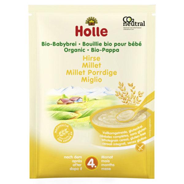 Holle Bouillie Millet Bio +4m 25g
