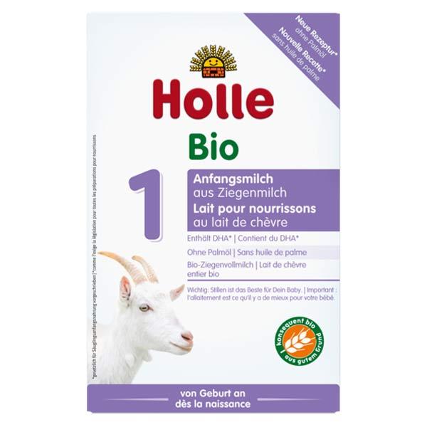 Holle Lait de Chèvre 1er Age Bio 400g