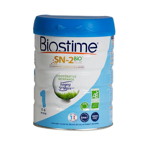 Dodie Biostime Lait 1 Bio 0-6m 800g