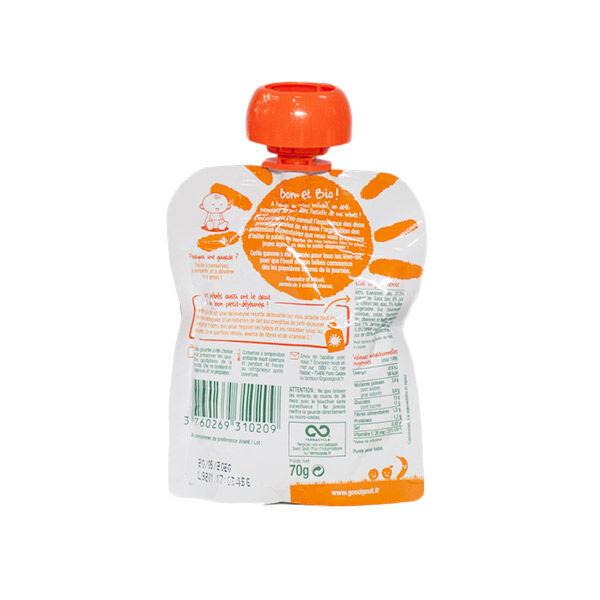 Good Goût Le Petit Dèj Gourde Pomme +6m Bio 70g