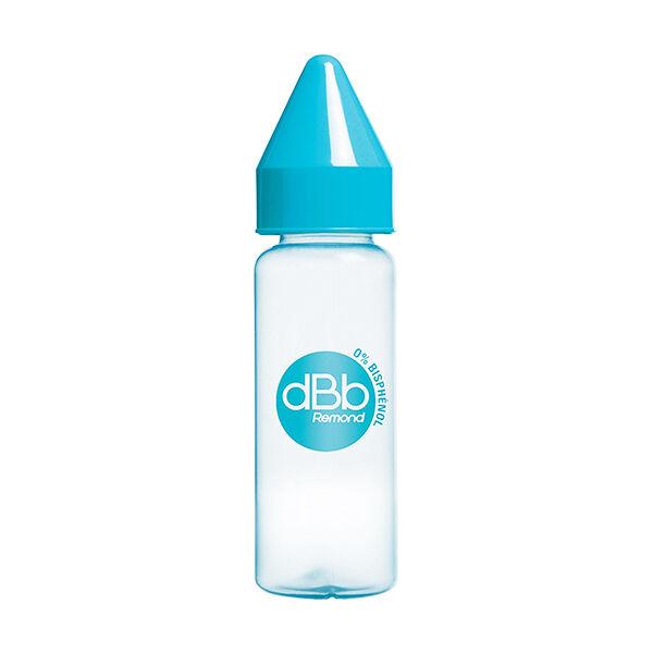 dBb Remond Biberon Régul'Air Verre Turquoise 240ml