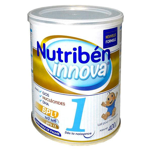 Nutriben Innova Lait 1er Age 400g