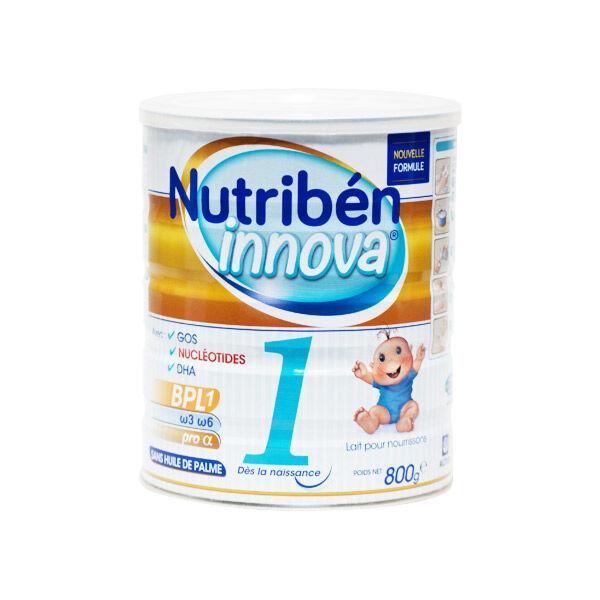 Nutriben Nutribén Innova Lait 1er Age 800g