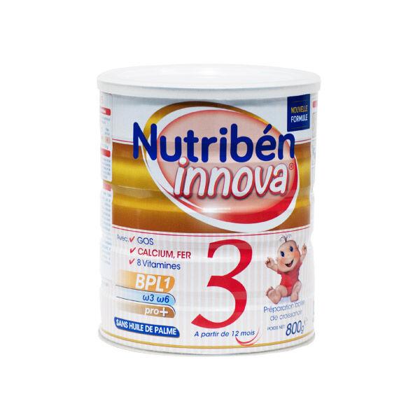Nutribén Innova Lait 3ème Age 800g