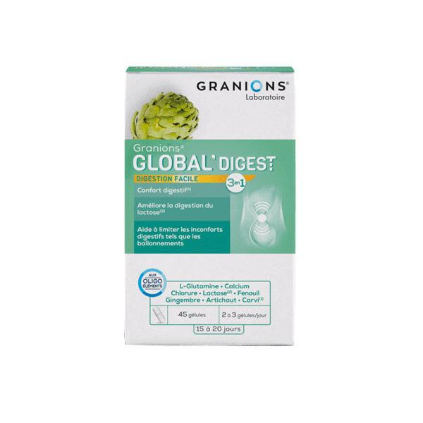 Granions Global'Digest 45 gélules
