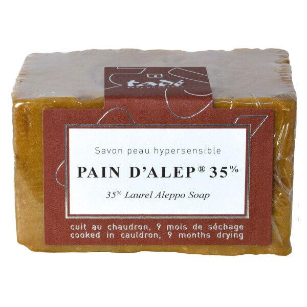Tadé Méditerranée Pain d'Alep 35% Savon Peau Hypersensible 200g