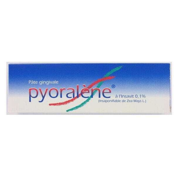 Tradiphar Pyoralene Dentifrice Pâte Gingivale 75ml