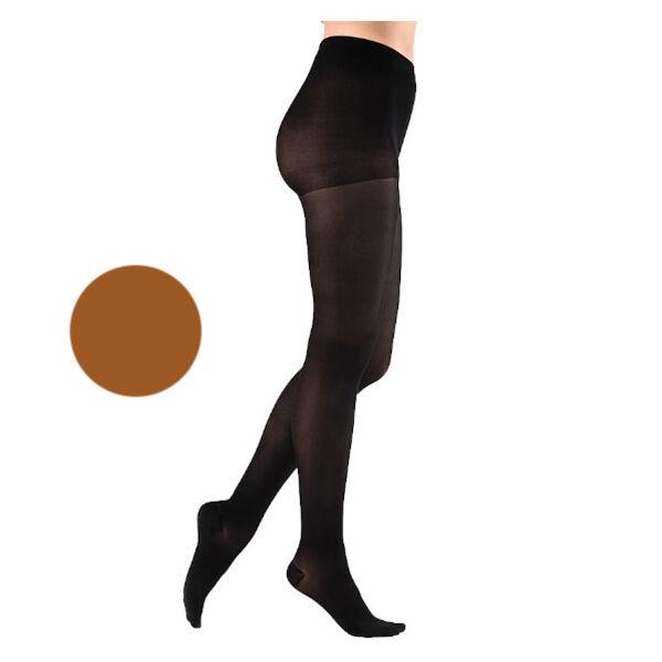 Gibaud Venactif Douceur Collant Classe 2 Long Taille 1 Noisette