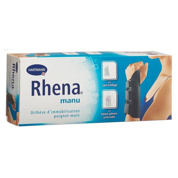 Hartmann Rhena Protect Manu Orthèse de Poignet Main Droite Taille 4 (20 à 23cm)