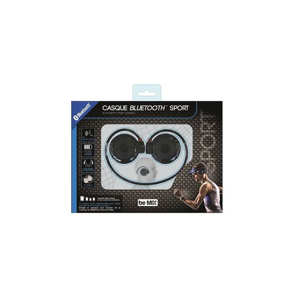 6481128 Casque Audio Bluetooth Sport