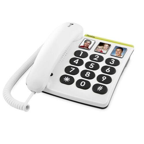 Téléphone Filaire Doro Phoneasy ...