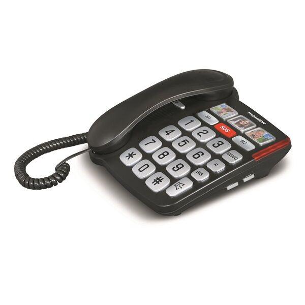 Téléphone Senior Serea Saffy - T...