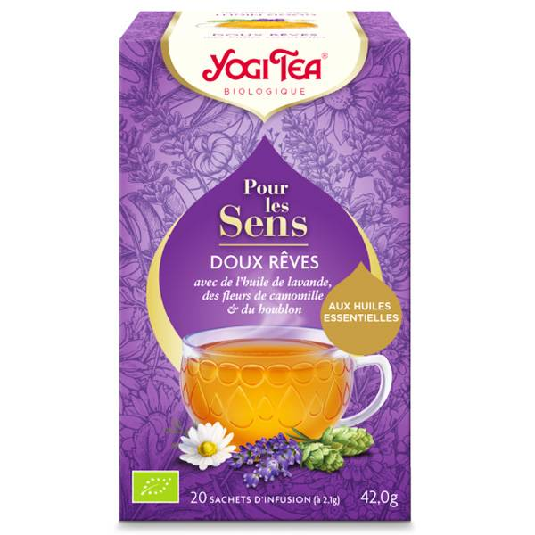 Yogi Tea Doux Rêves 20 sachets