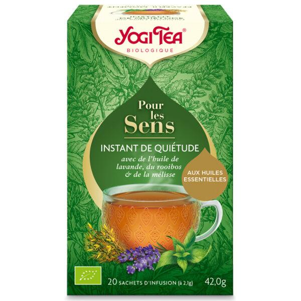 Yogi Tea Instant de Quiétude 20 sachets