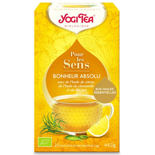 Yogi Tea Bonheur Absolu 20 sachets