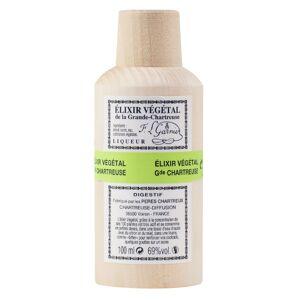 Elixir Végétal de la Grande Chartreuse 100ml - Publicité