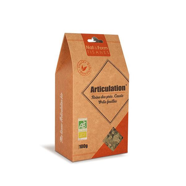Nat & Form Tisane Articulation Bio 100g