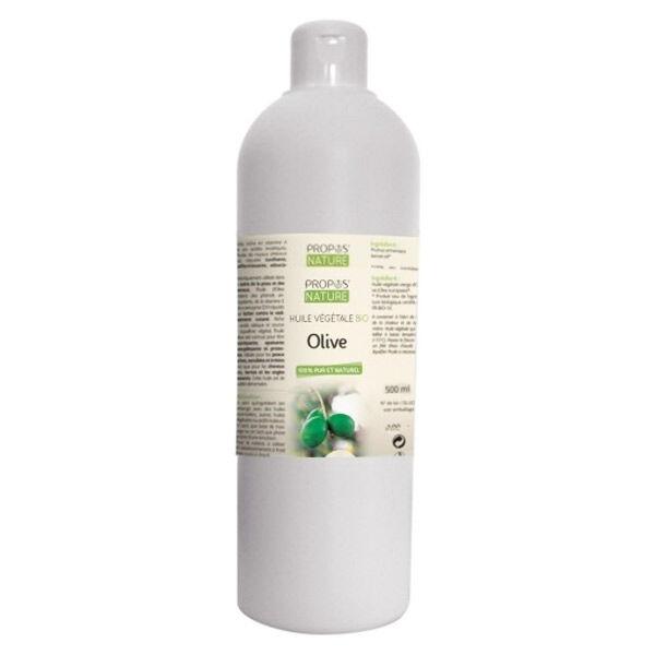 Propos'Nature Huile Végétale Olive Bio 500ml