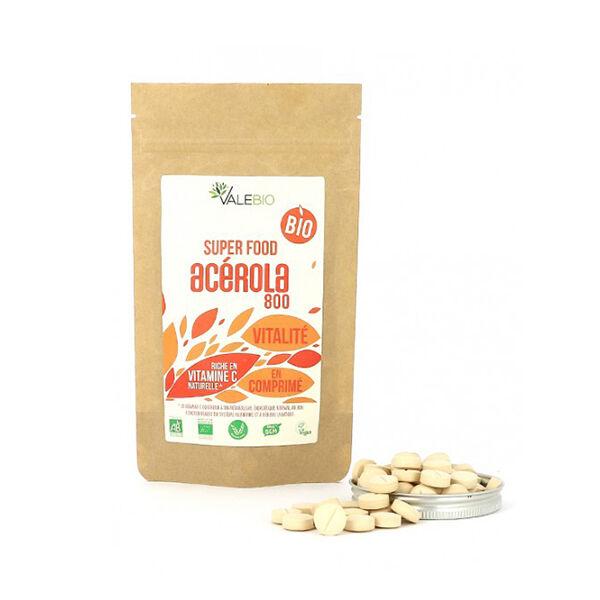 Valebio Acerola Bio 125 comprimés