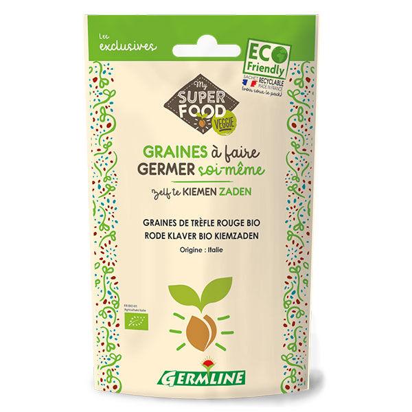 Germ'Line Germline Graines à Germer Trèfle Rouge Bio 150g