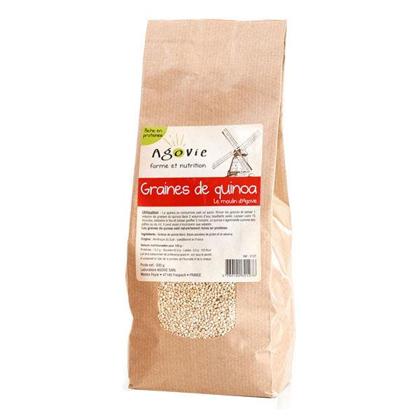 Agovie Graines de Quinoa 500g