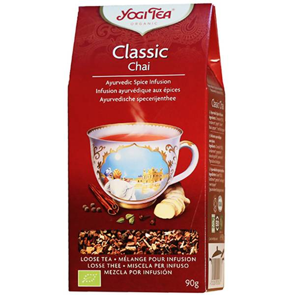 Yogi Tea Classic Vrac 90g
