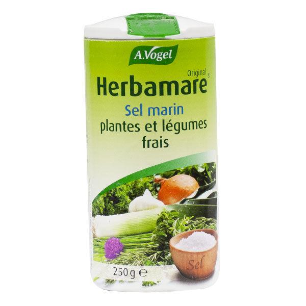 A.Vogel Herbamare Sel Marin Plantes et Légumes Frais Bio 250g