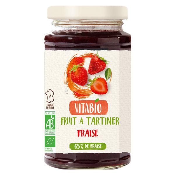 Vitabio Fruit à Tartiner Fraise Bio 290g