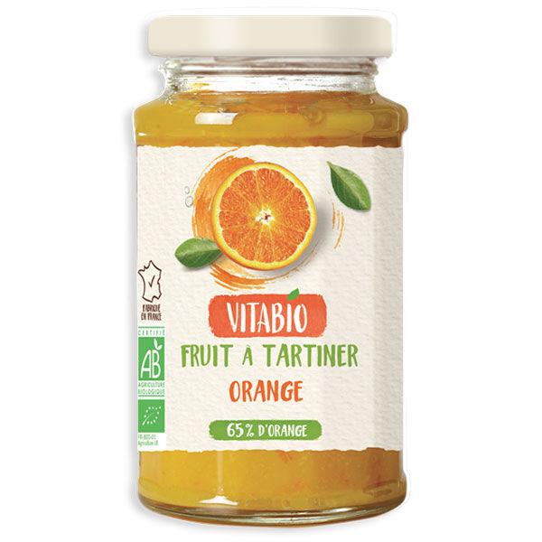 Vitabio Fruits à Tartiner Orange Bio 290g